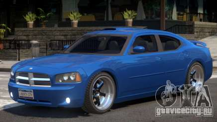 Dodge Charger RT Y6 для GTA 4