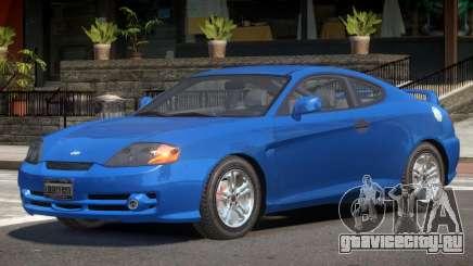 Hyundai Tiburon V1.0 для GTA 4