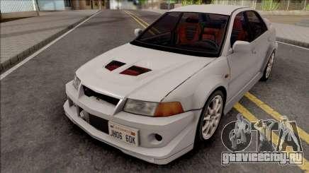 Mitsubishi Lancer GSR Evolution VI 1999 для GTA San Andreas