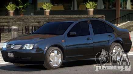 Volkswagen Bora V1.0 для GTA 4