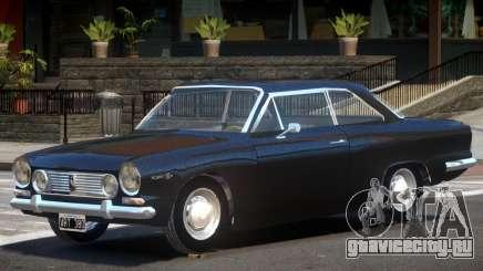 Renault Torino для GTA 4