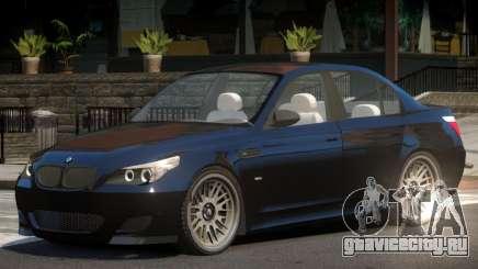 BMW M5 E60 ST для GTA 4