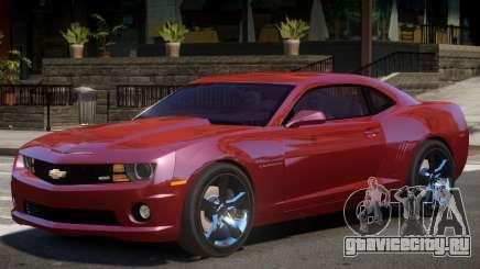 Chevrolet Camaro SS Y10 для GTA 4