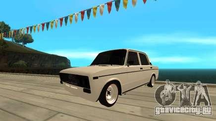 Ваз-2106 V1 для GTA San Andreas