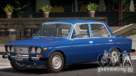 VAZ 2106 V1.0 для GTA 4