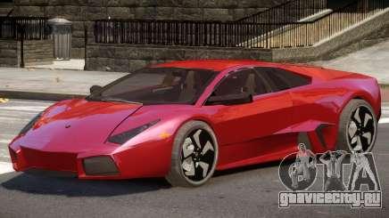 Lamborghini Reventon ST для GTA 4
