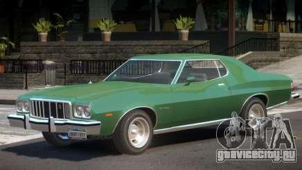 1975 Ford Gran Torino для GTA 4