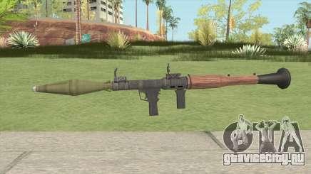 RPG-7 High Quality для GTA San Andreas