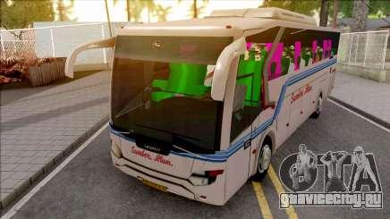 Laksana Legacy Sumber Alam Bus для GTA San Andreas