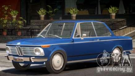 BMW 2002 для GTA 4