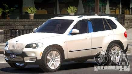 BMW X5 Y9 V1.1 для GTA 4