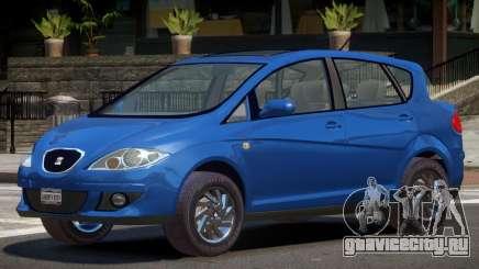 Seat Toledo V1 для GTA 4