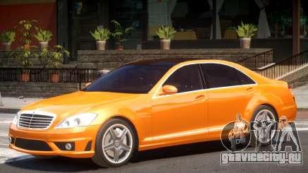 Mercedes S65 V1.1 для GTA 4