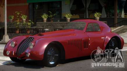 1938 Alfa Romeo 2900B для GTA 4