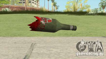 Broken Stronzo Bottle V3 GTA V для GTA San Andreas
