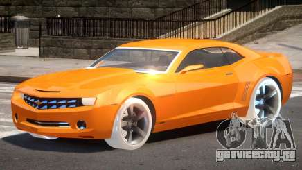 Chevrolet Camaro SS Sport для GTA 4
