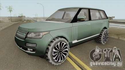 Range Rover SVAutobiography (MQ) для GTA San Andreas