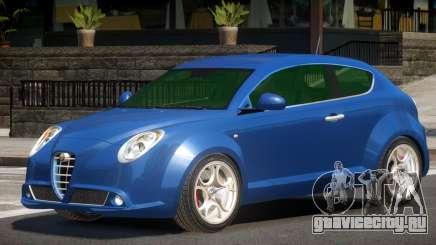 Alfa Romeo MiTo ST для GTA 4