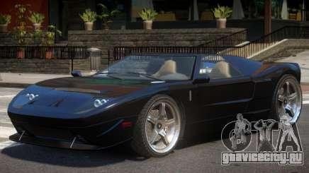 Vapid Bullet V1 для GTA 4
