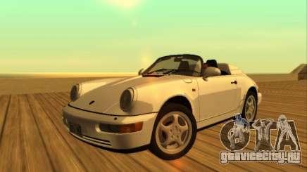 Porsche 911 Speedster Carrera 2 964 1993 для GTA San Andreas
