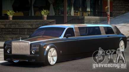 Rolls Royce Phantom Limo для GTA 4
