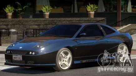 Fiat T20 V1 для GTA 4