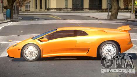 Lamborghini Diablo ST для GTA 4