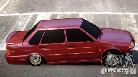 VAZ 2115 Tuned для GTA 4