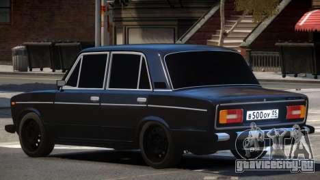 VAZ 2106 Sport для GTA 4