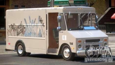 Chevrolet Step Van PJ2 для GTA 4