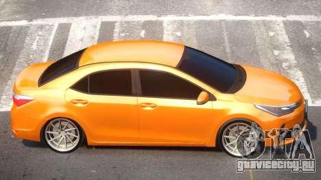 Toyota Corolla ST для GTA 4
