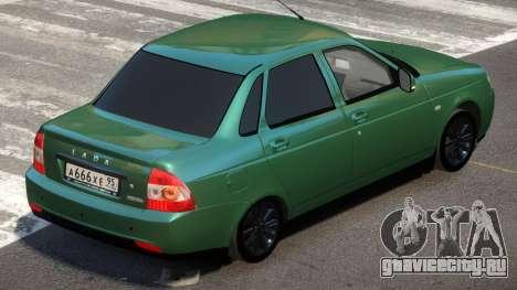 Lada Priora V1.0 для GTA 4