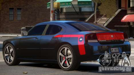 Dodge Charger RT Super Bee для GTA 4