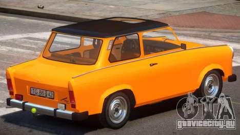 Trabant 601 V1.0 для GTA 4