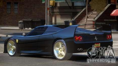 Ferrari F50 RS Street для GTA 4