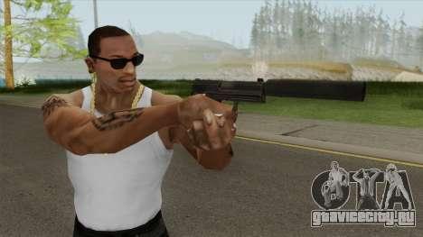 USP-T Suppressed (CS:GO) для GTA San Andreas
