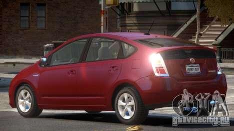 Toyota Prius 2 V1.0 для GTA 4