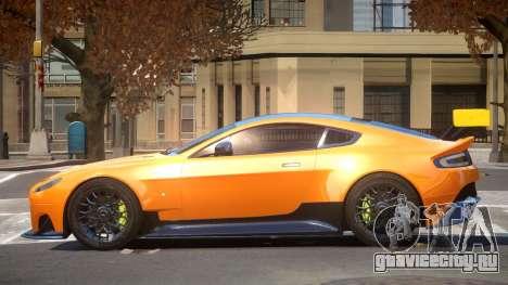 Aston Martin Vantage GT для GTA 4