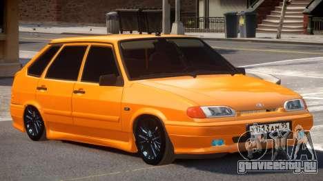 VAZ 2114 ST для GTA 4