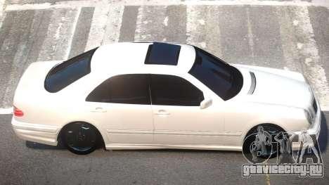 Mercedes E55 V1.0 для GTA 4