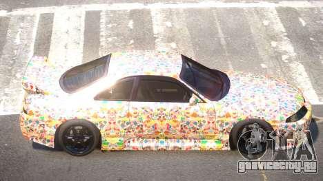 Nissan Skyline R33 Tuning V1.0 PJ5 для GTA 4