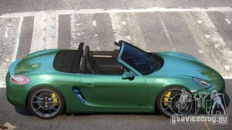 Porsche Boxster Custom для GTA 4