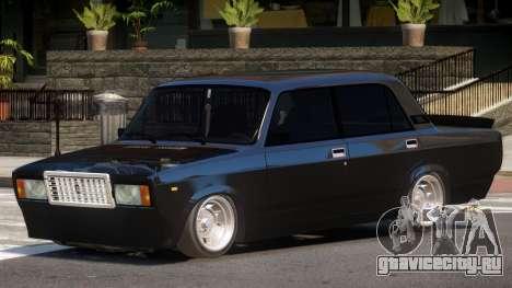 VAZ 2107 SS для GTA 4