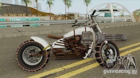 Western Gargoyle (Apocalypse V1) GTA V для GTA San Andreas