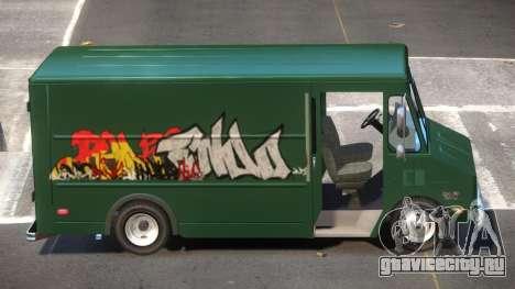 Chevrolet Step Van PJ1 для GTA 4
