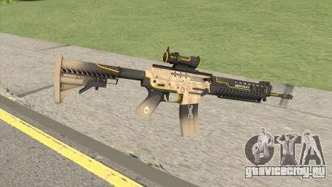 SG-553 Triarch (CS:GO) для GTA San Andreas