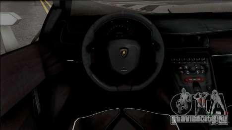 Lamborghini Veneno Roadster 2014 для GTA San Andreas