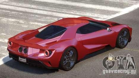 Ford GT Sport V1.0 для GTA 4