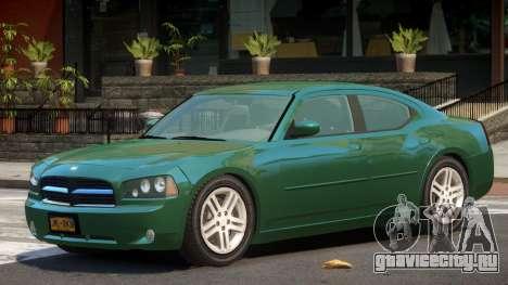 Dodge Charger RTS V1.1 для GTA 4