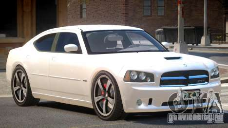 Dodge Charger RTS V1.3 для GTA 4